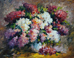 Spring Aroma by Leonid Afremov