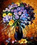 Fondness by Leonid Afremov