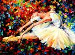 Thrill by Leonid Afremov