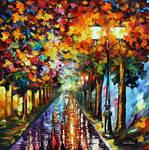 Transformation Of The Night by Leonid Afremov