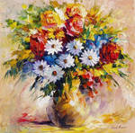The Reason for Love by Leonid Afremov