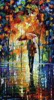 Toward Love by Leonid Afremov