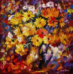 Triumph Of The Morning by Leonid Afremov