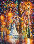 Dream Wedding by Leonid Afremov