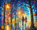 Love In The Air 2 by Leonid Afremov