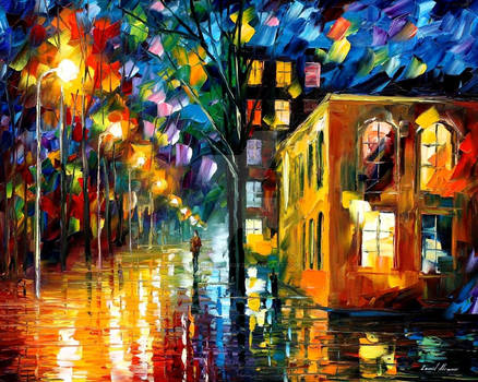 Only Love by Leonid Afremov