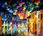 Lights And Shadows by Leonid Afremov
