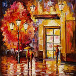 Little Story by Leonid Afremov