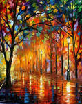 Desirable Moments by Leonid Afremov