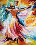 Waltz by Leonid Afremov