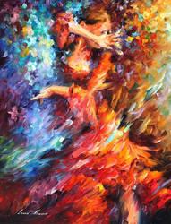 Latin Twist by Leonid Afremov