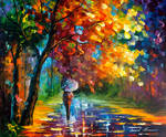 Dedication Of Love by Leonid Afremov