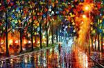 Unreal Senses by Leonid Afremov
