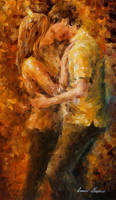 Goodbye by Leonid Afremov