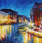 Venice In Color by Leonid Afremov