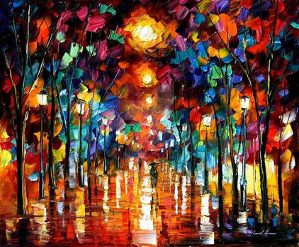 Spectrum Of Feelings by Leonid Afremov