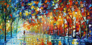 Love For Nature by Leonid Afremov