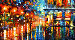 Melody From The Sky by Leonid Afremov