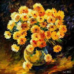 Melody Of Beauty by Leonid Afremov