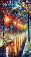 Warm Winter by Leonid Afremov