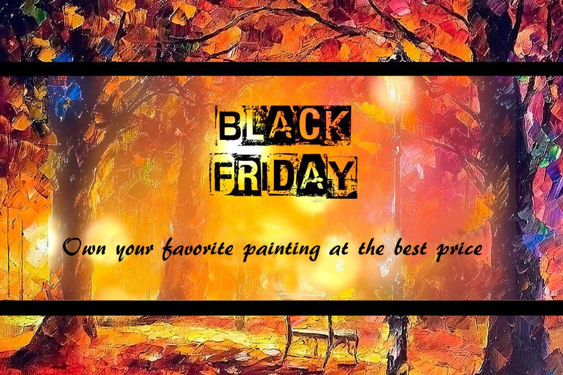 Black Friday New by Leonidafremov