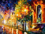 Before Sunrise by Leonid Afremov
