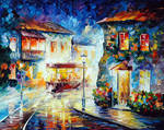 City From Dreams by Leonid Afremov