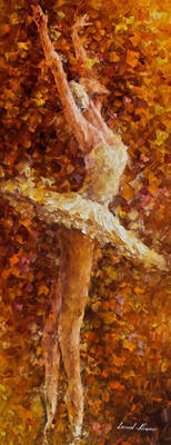 Ballet Of The Soul by Leonid Afremov