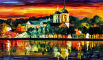Memory Flames by Leonid Afremov