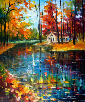 Reflections Of Memory by Leonid Afremov