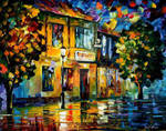 Little Square by Leonid Afremov