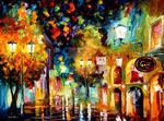 The Block by Leonid Afremov