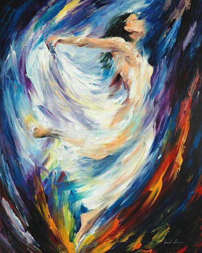 Angel Of Love by Leonid Afremvo by Leonidafremov