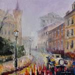 Grantchester Duke by Leonid Afremov