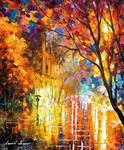 Impression Of Colors by Leonid Afremov