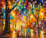 Chilling Memories by Leonid Afremov