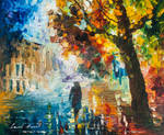 Recent Rain by Leonid Afremov