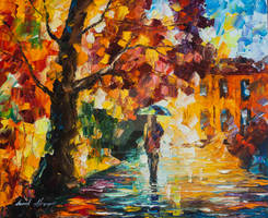 Sympatic Day by Leonid Afremov