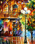 Magical Light Of Love by Leonid Afremov