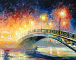 Bridge by Leonid Afremov