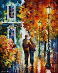 After The First Date by Leonid Afremov