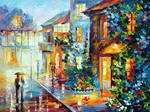 Trip To The Dream by Leonid Afremov