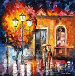 Love Sonata by Leonid Afremov
