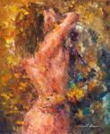 Hug of Lust by Leonid Afremov