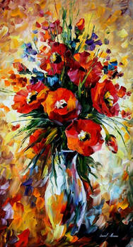 THE GIFT OF FALL by Afremov Studio