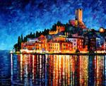 ITALY - VERONA by Afremov Studio
