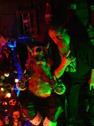 Satan Claws live at AntiChristmass XIII 5