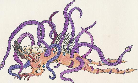 Final form Nemesis by drakengel on DeviantArt