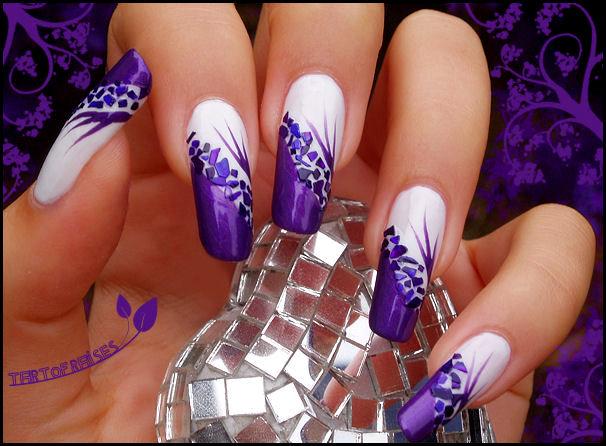Nacre Violet By Tartofraises On Deviantart