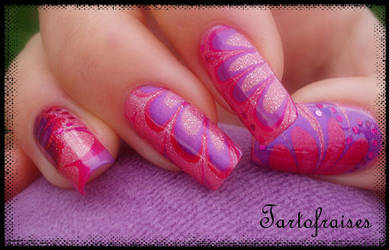 water marble right hand